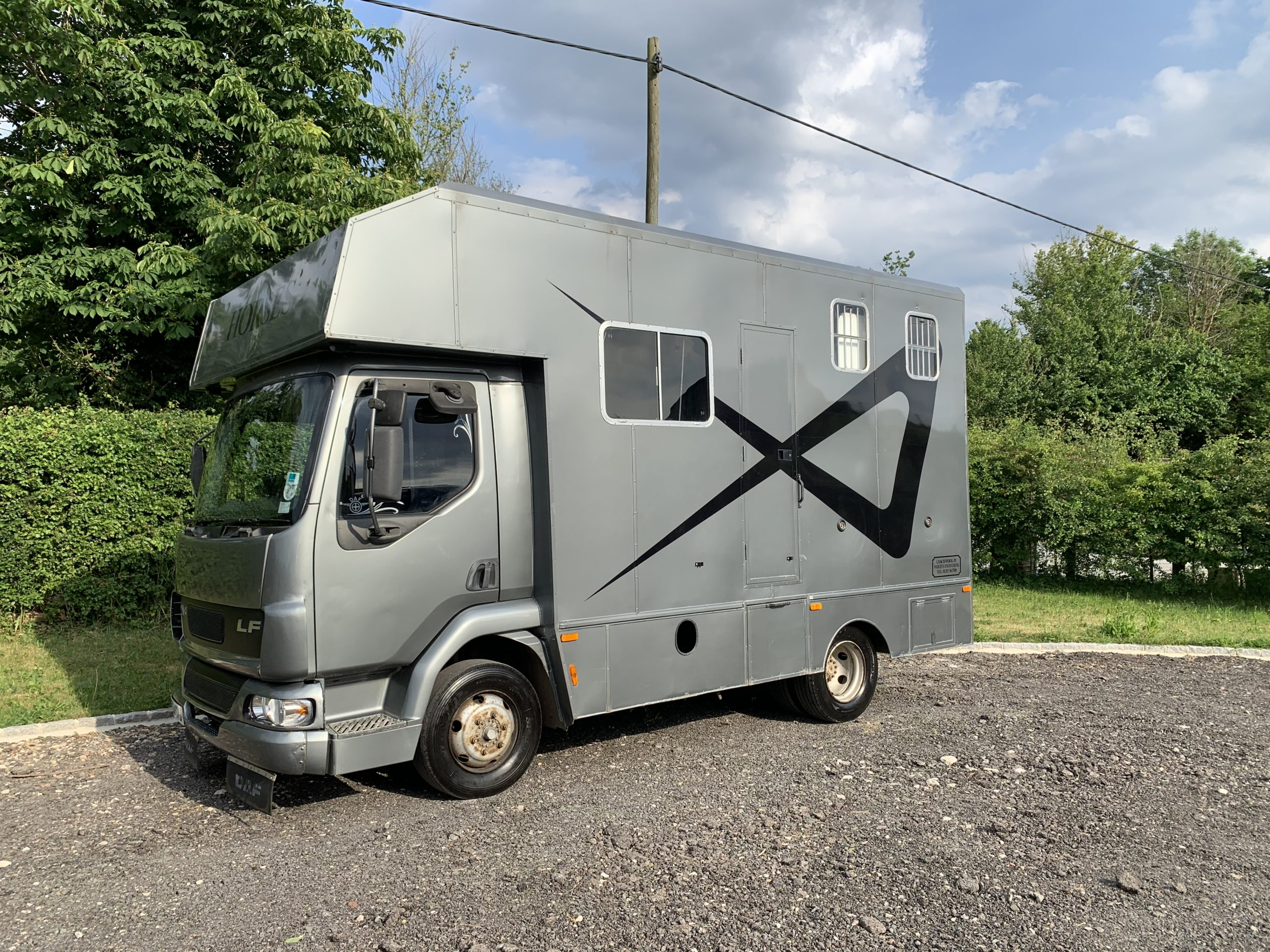 7.5t Wrights Horsebox Image